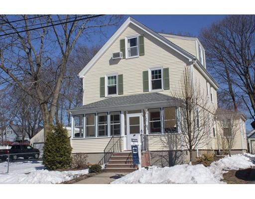 Single Family Home for Sale at 76 Gilbert Street 76 Gilbert Street Framingham, Massachusetts 01702 United States