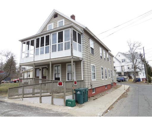 Casa Multifamiliar por un Venta en 21 Chapman Avenue 21 Chapman Avenue Easthampton, Massachusetts 01027 Estados Unidos