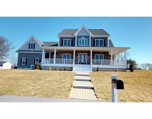 Частный односемейный дом для того Продажа на 2 Smith Farm Way 2 Smith Farm Way Dracut, Массачусетс 01826 Соединенные Штаты