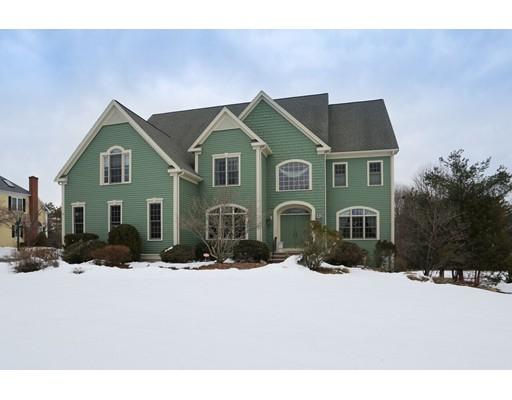 独户住宅 为 销售 在 9 Joslin Lane 9 Joslin Lane 绍斯伯勒, 马萨诸塞州 01772 美国