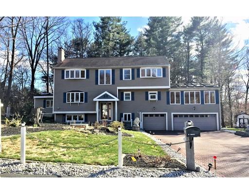 Single Family Home for Sale at 26 Princeton Road 26 Princeton Road Burlington, Massachusetts 01803 United States