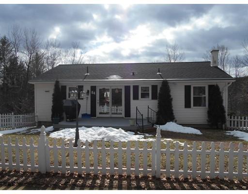 Частный односемейный дом для того Продажа на 84 High Road 84 High Road Hardwick, Массачусетс 01031 Соединенные Штаты
