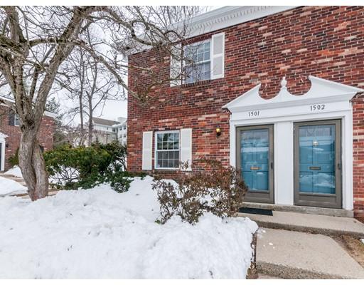 Condominium for Sale at 1501 Windsor Drive 1501 Windsor Drive Framingham, Massachusetts 01701 United States