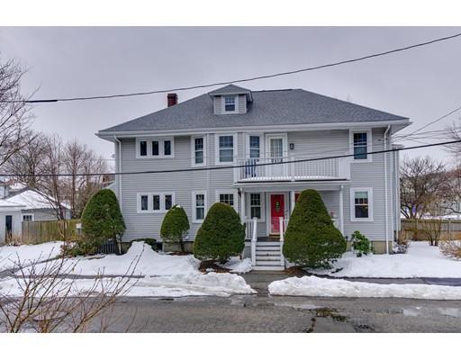 Multi-Family Home for Sale at 9 Cherry Street 9 Cherry Street Belmont, Massachusetts 02478 United States