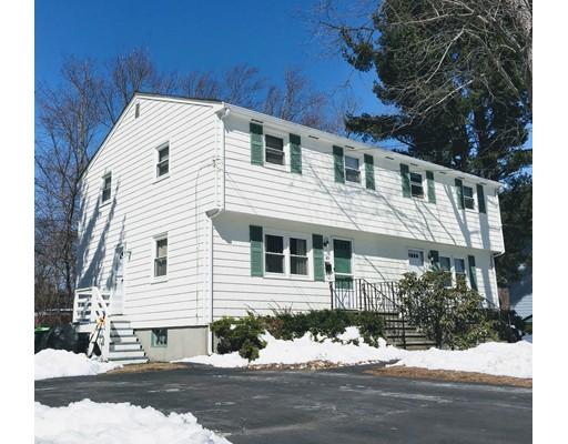 Μονοκατοικία για την Πώληση στο 185 Maple Street 185 Maple Street Needham, Μασαχουσετη 02492 Ηνωμενεσ Πολιτειεσ