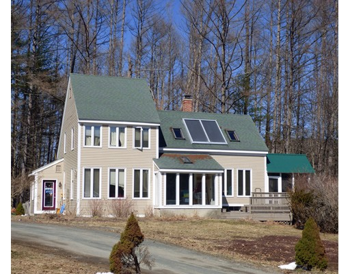 Single Family Home for Sale at 46 Larch Meadow Road 46 Larch Meadow Road Conway, Massachusetts 01351 United States