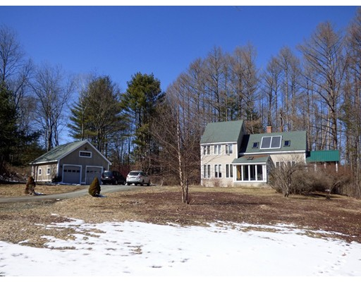 46 Larch Meadow Road, Conway, MA, 01351