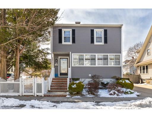 Частный односемейный дом для того Продажа на 111 Phillips Street 111 Phillips Street Quincy, Массачусетс 02170 Соединенные Штаты