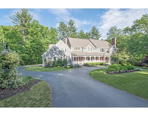Maison unifamiliale pour l Vente à 170 Greystone Lane 170 Greystone Lane Sudbury, Massachusetts 01776 États-Unis