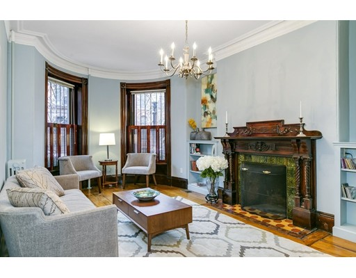 Condominium for Sale at 27 Cumberland 27 Cumberland Boston, Massachusetts 02118 United States