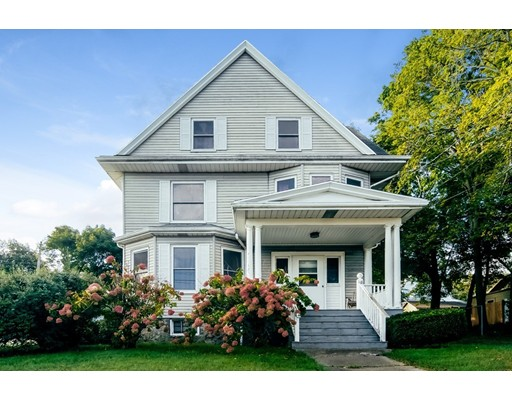 Single Family Home for Sale at 118 Commercial Street 118 Commercial Street Braintree, Massachusetts 02184 United States