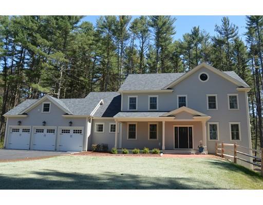 Maison unifamiliale pour l Vente à 206 Concord Road 206 Concord Road Sudbury, Massachusetts 01776 États-Unis