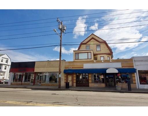 Commercial for Sale at 372 Main Street 372 Main Street Medford, Massachusetts 02155 United States