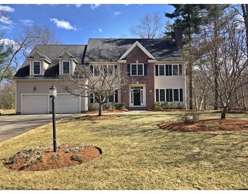 Частный односемейный дом для того Продажа на 3 Algonquian Drive 3 Algonquian Drive Natick, Массачусетс 01760 Соединенные Штаты