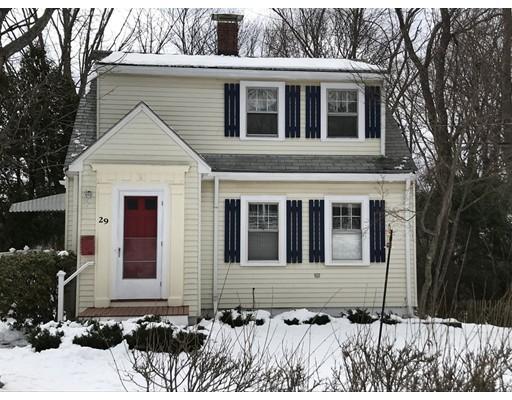 独户住宅 为 出租 在 29 Bridge Street 29 Bridge Street Lexington, 马萨诸塞州 02421 美国