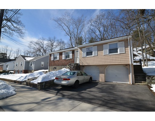 واحد منزل الأسرة للـ Rent في 20 Linwood Avenue 20 Linwood Avenue Melrose, Massachusetts 02176 United States
