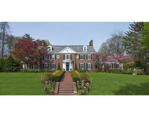 Single Family Home for Sale at 139 Abbott Road 139 Abbott Road Wellesley, Massachusetts 02481 United States