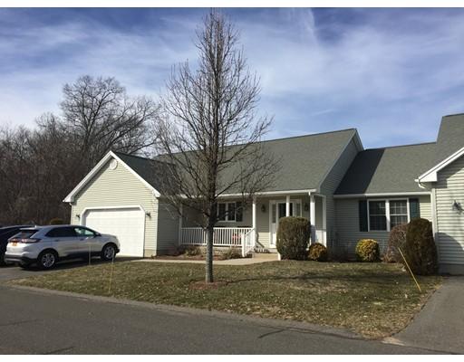 共管式独立产权公寓 为 销售 在 3 Amanda Lane 3 Amanda Lane Easthampton, 马萨诸塞州 01027 美国
