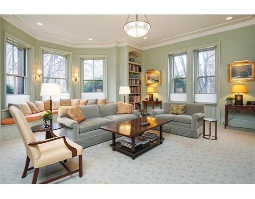 Condominium for Sale at 191 Commonwealth Avenue 191 Commonwealth Avenue Boston, Massachusetts 02116 United States