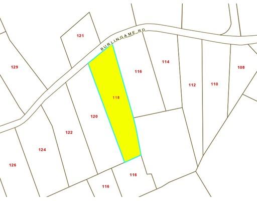 Земля для того Продажа на 118 Burlingame Road 118 Burlingame Road Smithfield, Род-Айленд 02917 Соединенные Штаты