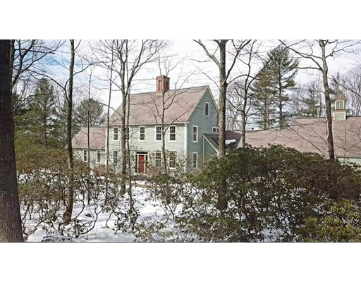 Single Family Home for Sale at 30 Laurel Hill Drive 30 Laurel Hill Drive Leverett, Massachusetts 01054 United States