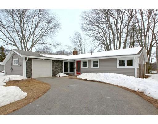 Single Family Home for Sale at 10 Michael Road 10 Michael Road Framingham, Massachusetts 01701 United States