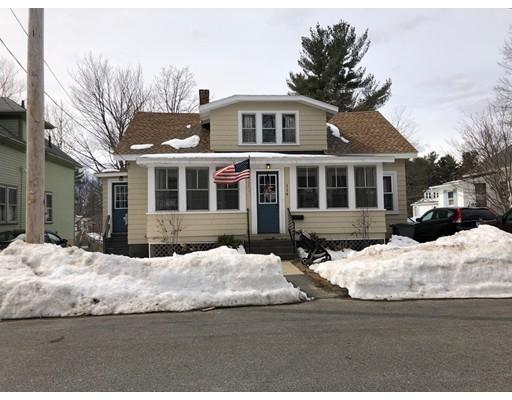 Частный односемейный дом для того Продажа на 114 Euclid Street 114 Euclid Street Gardner, Массачусетс 01440 Соединенные Штаты