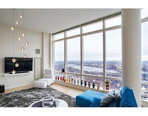 Condominium for Rent at 1 Franklin St #5403 1 Franklin St #5403 Boston, Massachusetts 02110 United States