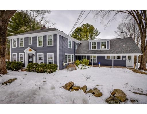 Enfamiljshus för Försäljning vid 10 Curve Street 10 Curve Street Sherborn, Massachusetts 01770 Usa