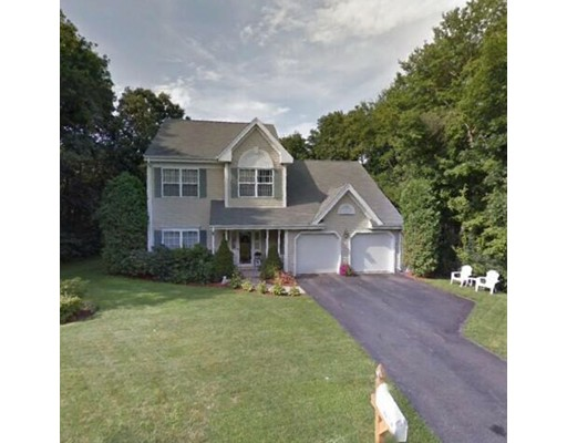 Частный односемейный дом для того Продажа на 1 Nason Lane 1 Nason Lane Foxboro, Массачусетс 02035 Соединенные Штаты