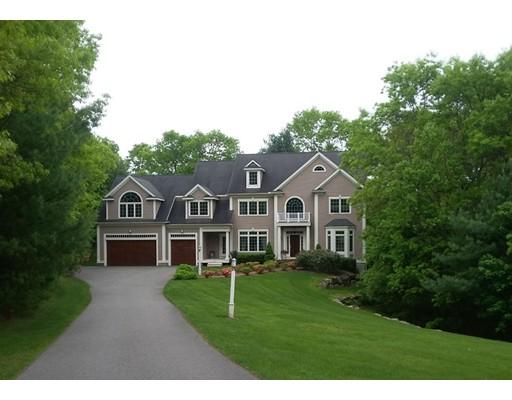 Частный односемейный дом для того Продажа на 6 Quarry Road 6 Quarry Road Medfield, Массачусетс 02052 Соединенные Штаты