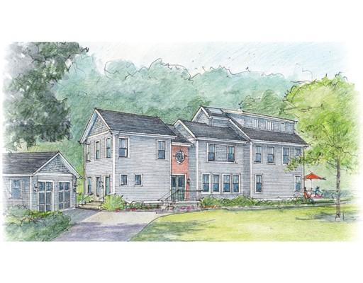 Enfamiljshus för Försäljning vid 30 Lyon Road 30 Lyon Road Brookline, Massachusetts 02467 Usa