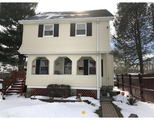一戸建て のために 売買 アット 45 Richardson Street 45 Richardson Street Malden, マサチューセッツ 02148 アメリカ合衆国