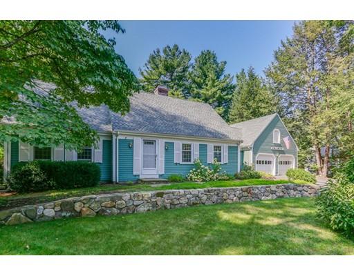 Μονοκατοικία για την Πώληση στο 26 White Road 26 White Road Wayland, Μασαχουσετη 01778 Ηνωμενεσ Πολιτειεσ