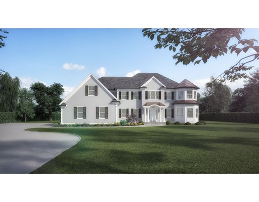 Enfamiljshus för Försäljning vid 87 Walpole Street 87 Walpole Street Dover, Massachusetts 02030 Usa