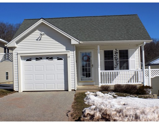 Condominium for Sale at 92 Furnace Avenue 92 Furnace Avenue Stafford, Connecticut 06076 United States