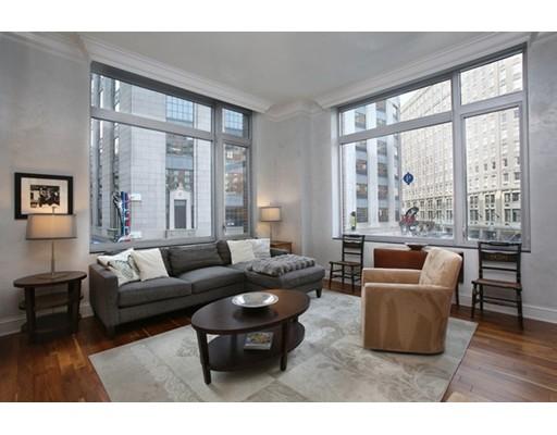 Πολυκατοικία ατομικής ιδιοκτησίας για την Πώληση στο 1 Charles St S 1 Charles St S Boston, Μασαχουσετη 02116 Ηνωμενεσ Πολιτειεσ