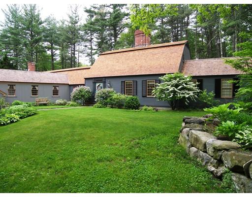Частный односемейный дом для того Продажа на 7 Melendy Hollow 7 Melendy Hollow Amherst, Нью-Гэмпшир 03031 Соединенные Штаты