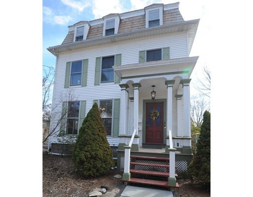 Single Family Home for Sale at 65 High Street 65 High Street Amherst, Massachusetts 01002 United States