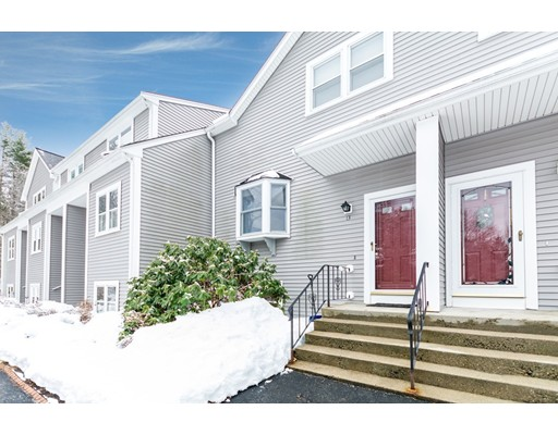 Condominium for Sale at 13 Summerville Road 13 Summerville Road Foxboro, Massachusetts 02035 United States