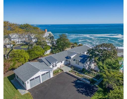 واحد منزل الأسرة للـ Sale في 361 Ocean Avenue 361 Ocean Avenue Marblehead, Massachusetts 01945 United States