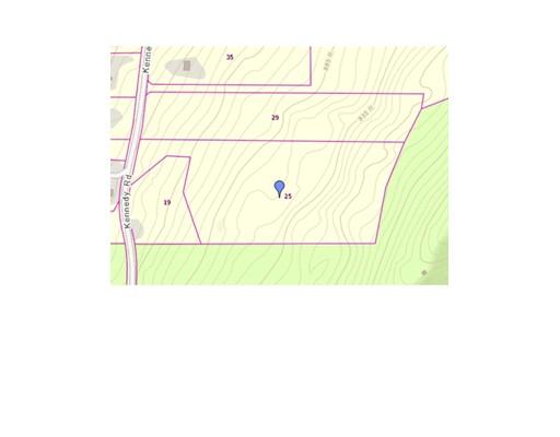 土地,用地 为 销售 在 25 Kennedy Road 25 Kennedy Road West Brookfield, 马萨诸塞州 01585 美国