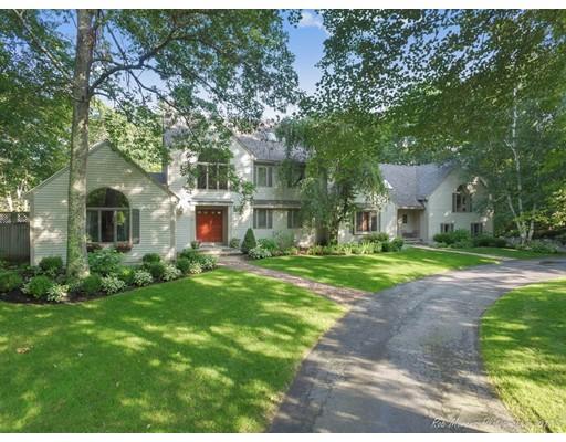 独户住宅 为 销售 在 51 Townsend Farm 51 Townsend Farm Boxford, 马萨诸塞州 01921 美国