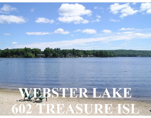 602  Treasure Island Road,  Webster, MA