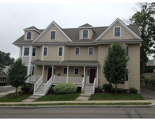 Casa Unifamiliar por un Alquiler en 68 Gilbert Street 68 Gilbert Street Watertown, Massachusetts 02472 Estados Unidos