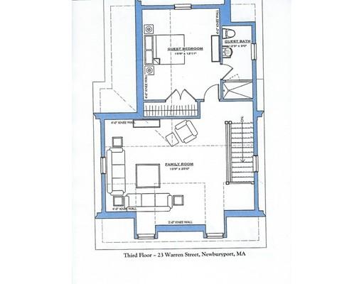 23 Warren St, Newburyport, MA, 01950