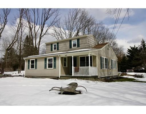 独户住宅 为 出租 在 147 Greenwood Road 147 Greenwood Road 安德沃, 马萨诸塞州 01810 美国