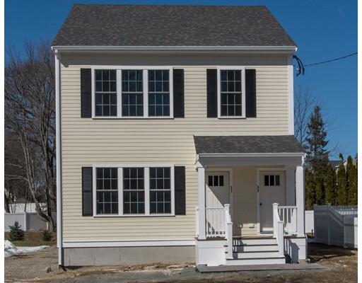 Casa Unifamiliar por un Alquiler en 57 Oak Street 57 Oak Street Needham, Massachusetts 02492 Estados Unidos