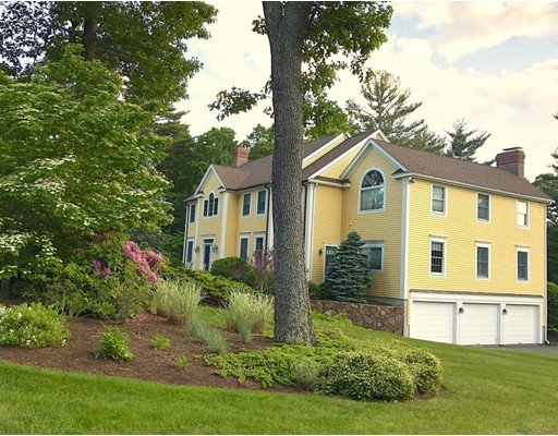 Single Family Home for Sale at 6 Charles Davis Drive 6 Charles Davis Drive Wenham, Massachusetts 01984 United States