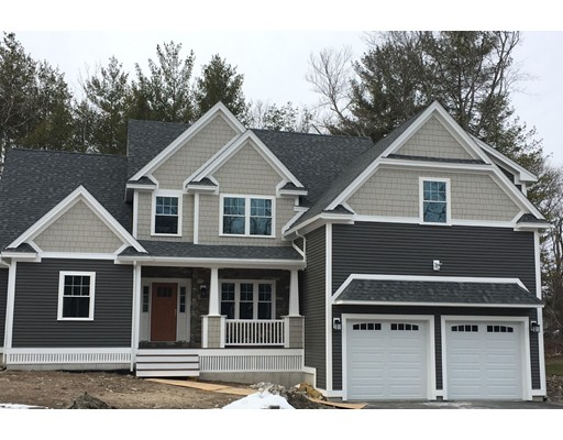 Single Family Home for Sale at 23 Lewis Drive 23 Lewis Drive Middleton, Massachusetts 01949 United States
